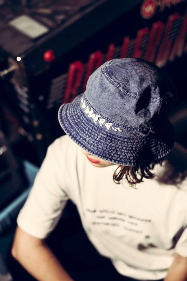 Succo Bucket Denim Hat