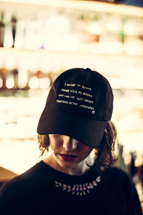 Succo x M-Poetry: Friends Cap