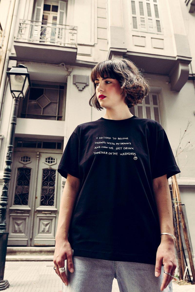 Succo x M-Poetry: Friends