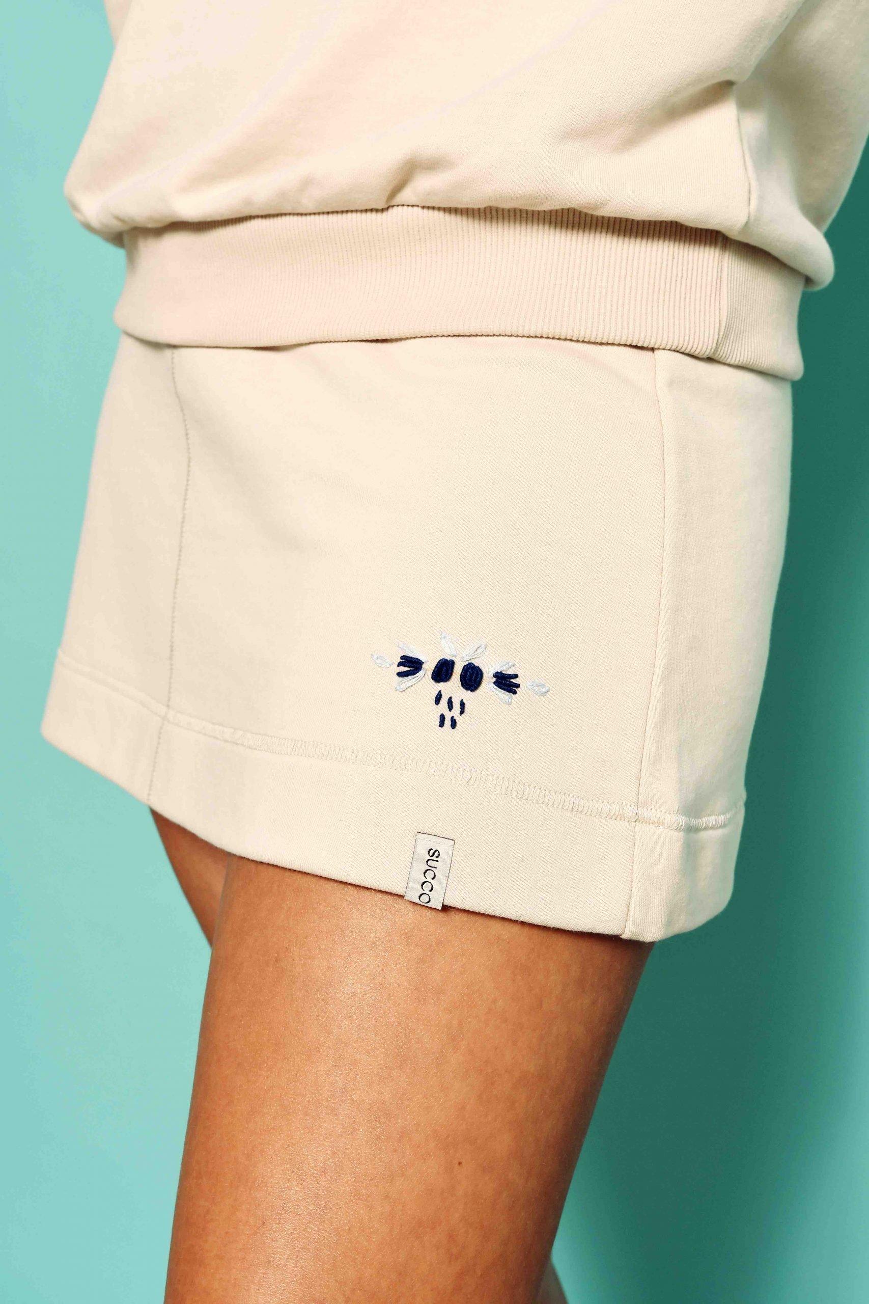 The Botanical Mini Skirt